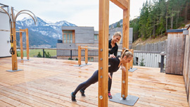 Fitnessgerät Outdoor